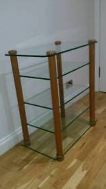 Stands Unique 5 shelf hifi stand