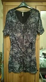 Firetrap xs dress wud fit size 8, ex cond