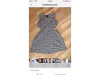 New look cut out dress