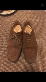 Brown Formal Loafers