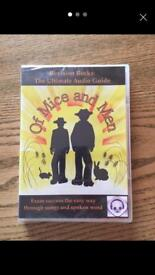 GCSE of mice and men disc