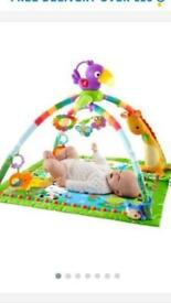 Fisher Price Rainforest Baby Mat