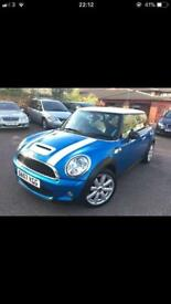 Mini Cooper S 1.6 turbo full history just spent 1000 nationwide delivery 3495