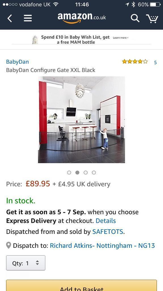 Baby room divider/play pen