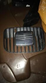 Seat Leon front grill