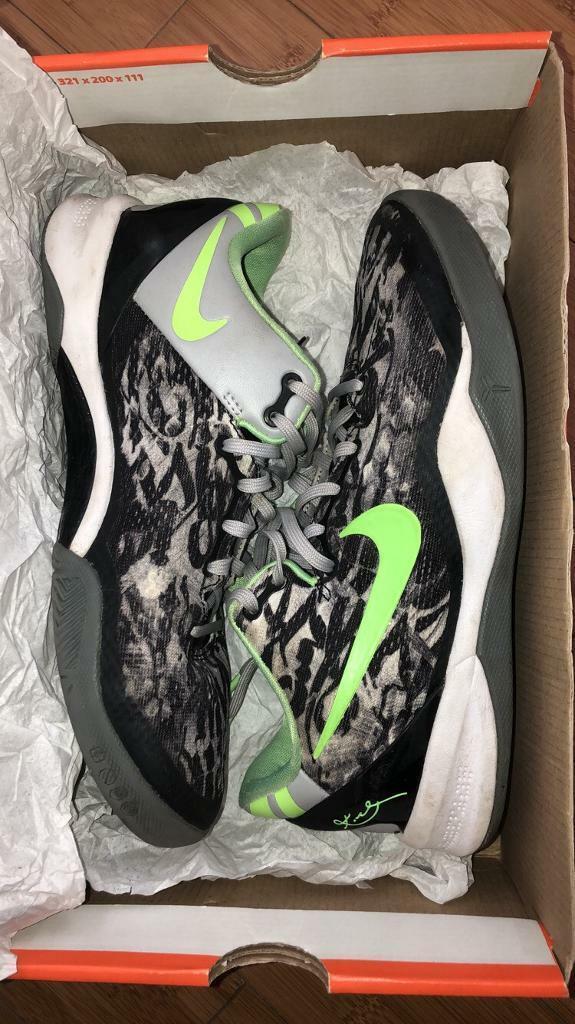18c1206fc7ad Kobe 8 UK6 basketball shoes