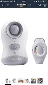 Summer Babble Baby monitor and Smart watch
