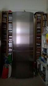 Smeg frost free fridge freezer. Very good condition. £150 ono.