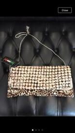 Brand New With Tags Women's Cat Clutch