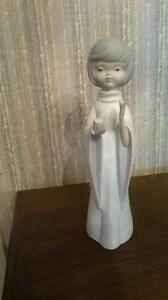 Porcelain figurine made in Spain