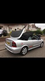 Vauxhall Astra Convertible 1.8