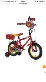 Apollo firefighter bike