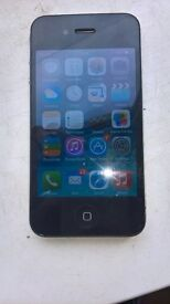 iphone 4 on o2 excellent condition no cracks