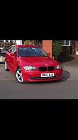 BMW 1 series 120i sport swap or sell