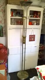 Original 1950s Kitchen Lader Pantry Storage Unit