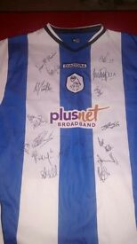 OFFERS OFFERS OFFERS signed Sheffield Wednesday shirt