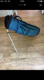 Ping irons - full set - putter - golf bag