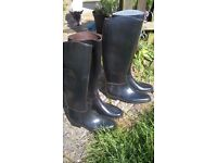 Brand New Loveson Long Black Riding Boots