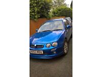 MG ZR Spares or repairs, mot dec 2016, possible head gasket