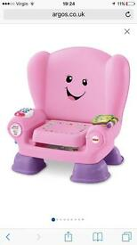Tots interactive chair!