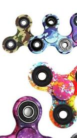 Fidget spinners in box
