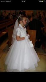 Linzi jay communion dress