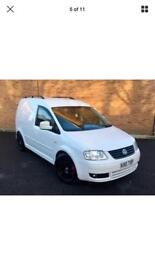 Vw Caddy TDI (PD) DSG 78k genuine miles MINT condition
