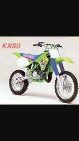 Wanted kx80
