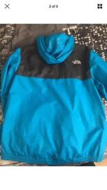 North face overhead jacket