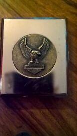 Harley Davidson card/cigarette case