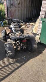 Quad zilla ram 100cc