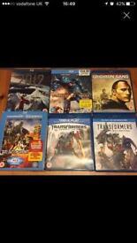 Blu rays individually priced