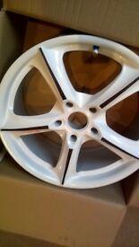 Bmw wheels / rims.. 5 spoke.. New..