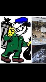 WASTE CLEARANCE ,RUBBISH REMOVAL , JUNK COLLECTION,HOUSE CLEARANCE,GARDEN WASTE,FURNITURE DISPOSAL
