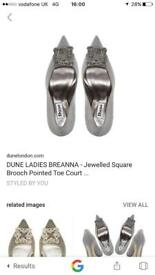 Dune ladies court shoes