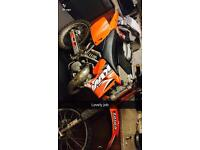 Ktm sx 125 two stroke