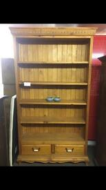 Large HP pine bookshelves * free furniture delivery *