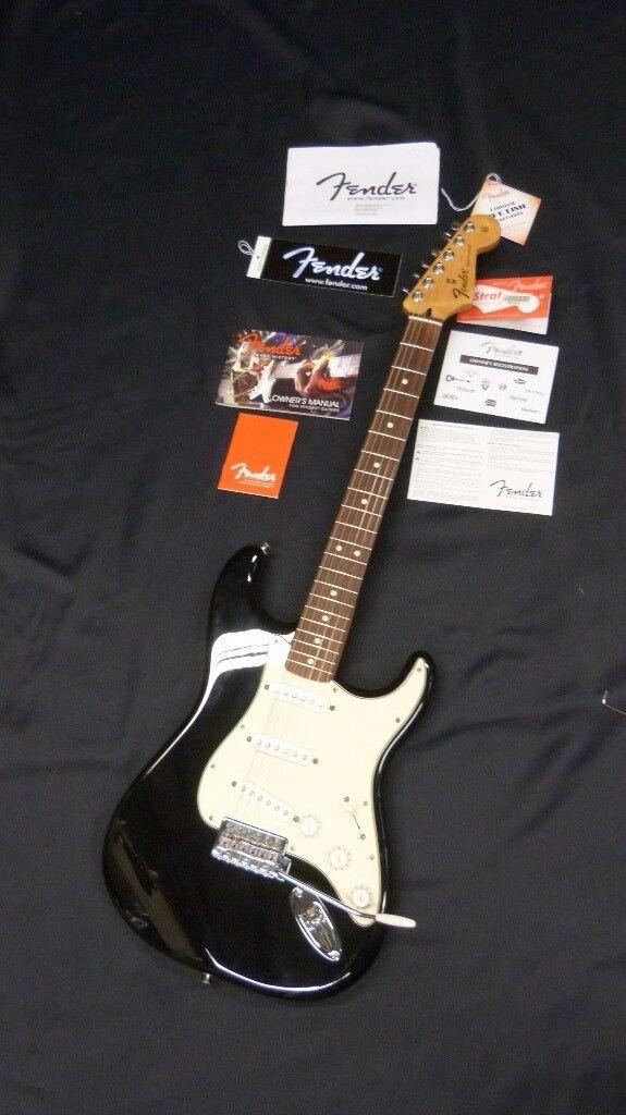 Fender Stnd Stratocaster