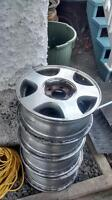 4Mag 15po 5x115 high positive offset GM