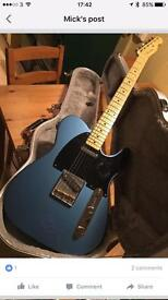 WANTED - Telecaster