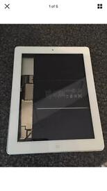 iPad 4 needs lcd spare or repairs