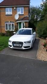 Audi a4. 2012 Road Tax 30£ !