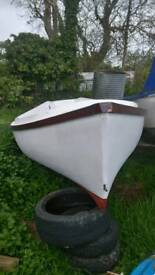 Boat forsale 15ft approx lovely looking boat ideal river boat