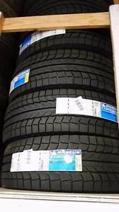 Brand New 245 65 17 Michelin XIce on OEM Toyota Venza Highlander Sienna  alloy rims 5x114.3 BC 60.1 / TPMS