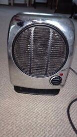Electric Fan Heater/Cooler