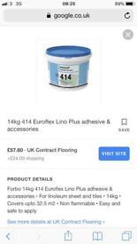 Lino adhesives x5