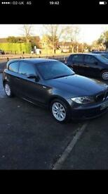 BMW 1 Series 2.0, 51800 miles only! £4500 ono