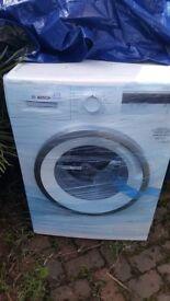 Bosch eco silence washing machine
