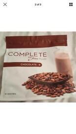 Chocolate juice plus shakes