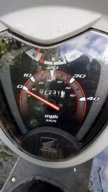 Honda Moped 50cc 2014